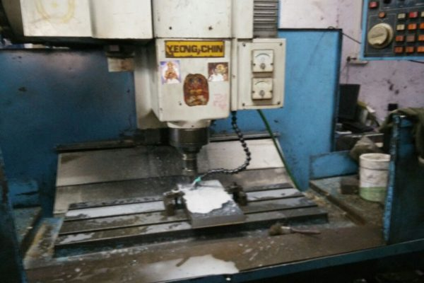 cnc parts design and manufacturing